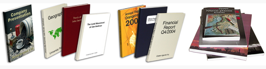 Exemples de documents thermoreliés